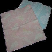 """Vintage Rare Effanbee """"signature"""" Dydee Blanket"""