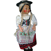 Vintage Ethic Austrian Baitz Doll All Original