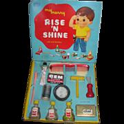 "1950's Vintage My Merry Rise ""N Shine Set"