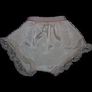 Vintage 1950's Alexander Cissy Doll original taffeta panties