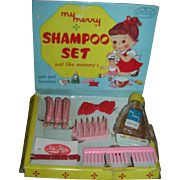 1950's Vintage My Merry Shampoo Set