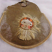 Vintage Child's Flapper on Front