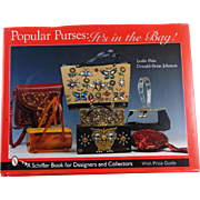 Popular Purses: It's in the Bag! Book