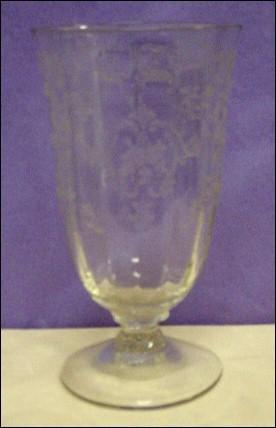 Fostoria Navarre Footed Iced Tea Glasses