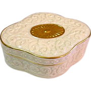 Very Pretty Lenox Trinket Box