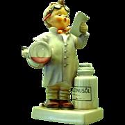 The Little Pharmacist by Hummel/Goebel German Variation #322