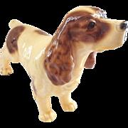Mortens Studio Springer Spaniel Dog Figurine