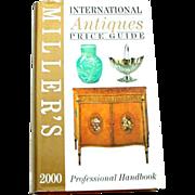Miller's International Antiques Price Guide Professional Handbook 2000