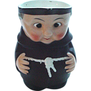 Rarer Goebel Friar Tuck Cross-eyed Monk Creamer