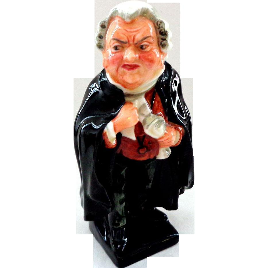 Doulton England Dickens Figure BuzFuz