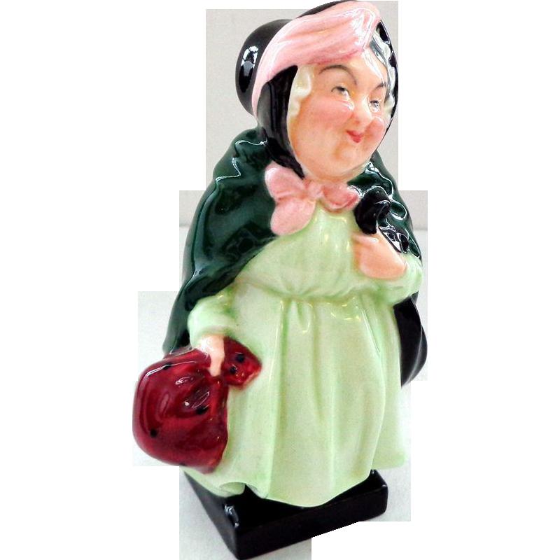 Royal Doulton Sairey Gamp Dickens Figure