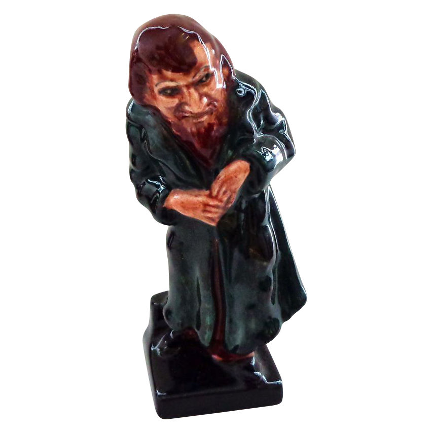 Royal Doulton Dickens Character Fagin Figure