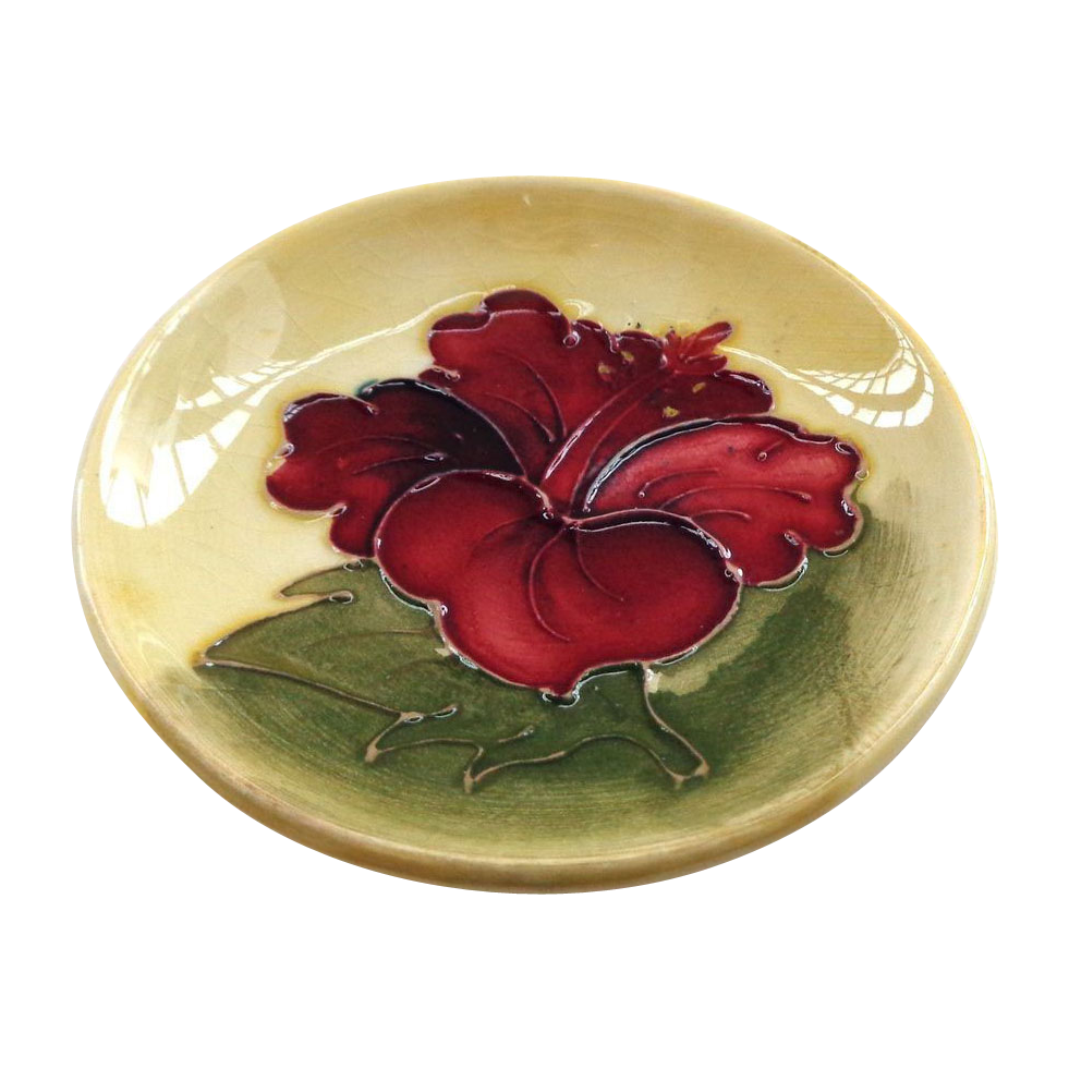 Sweet Moorcroft Pottery Pin Dish or Butter Pat