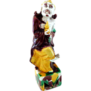 Handmade Chinese Figure of Immortal Li Tie-Guai
