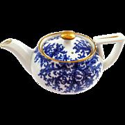 Spode England Miniature Teapot Tea Pot