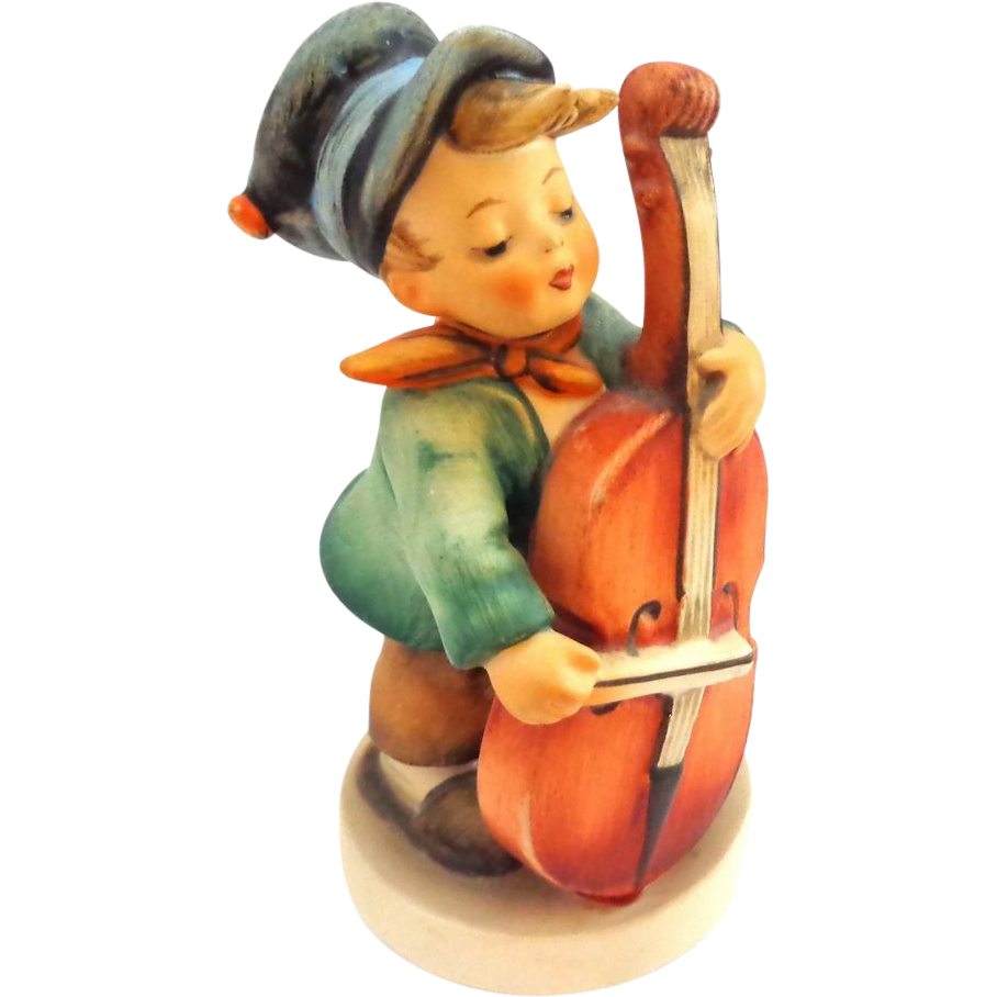 Hummel Sweet Music Cello Player #186