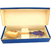 1974 Anton Michelsen Christmas Spoon with Box
