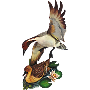 Hutschenreuther LE Figurine - Safe at Home - Pintail Ducks by Granget