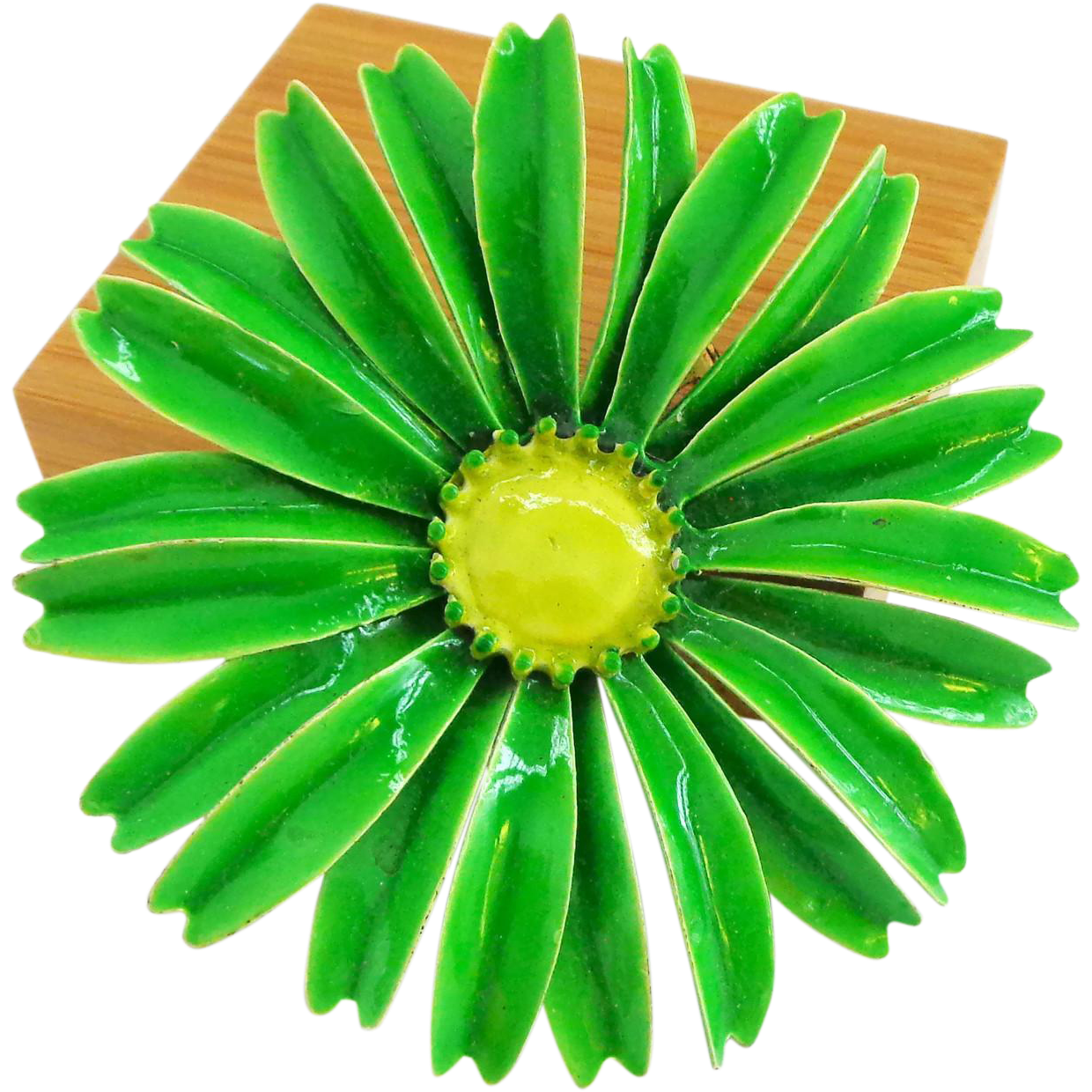 Cheery Fun Large Sunflower Pin