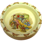 Royal Doulton Bunnykins Feeding Bowl - Dressing Up
