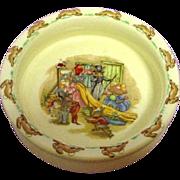 Royal Doulton Bunnykins Feeding Bowl - Dressing Up