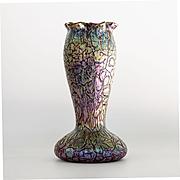 Crirca 1890 Rindskopf Jugendstil Art Nouveau Museum Quality Vase