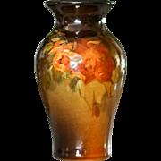Circa 1900 Owens Art Pottery Vase