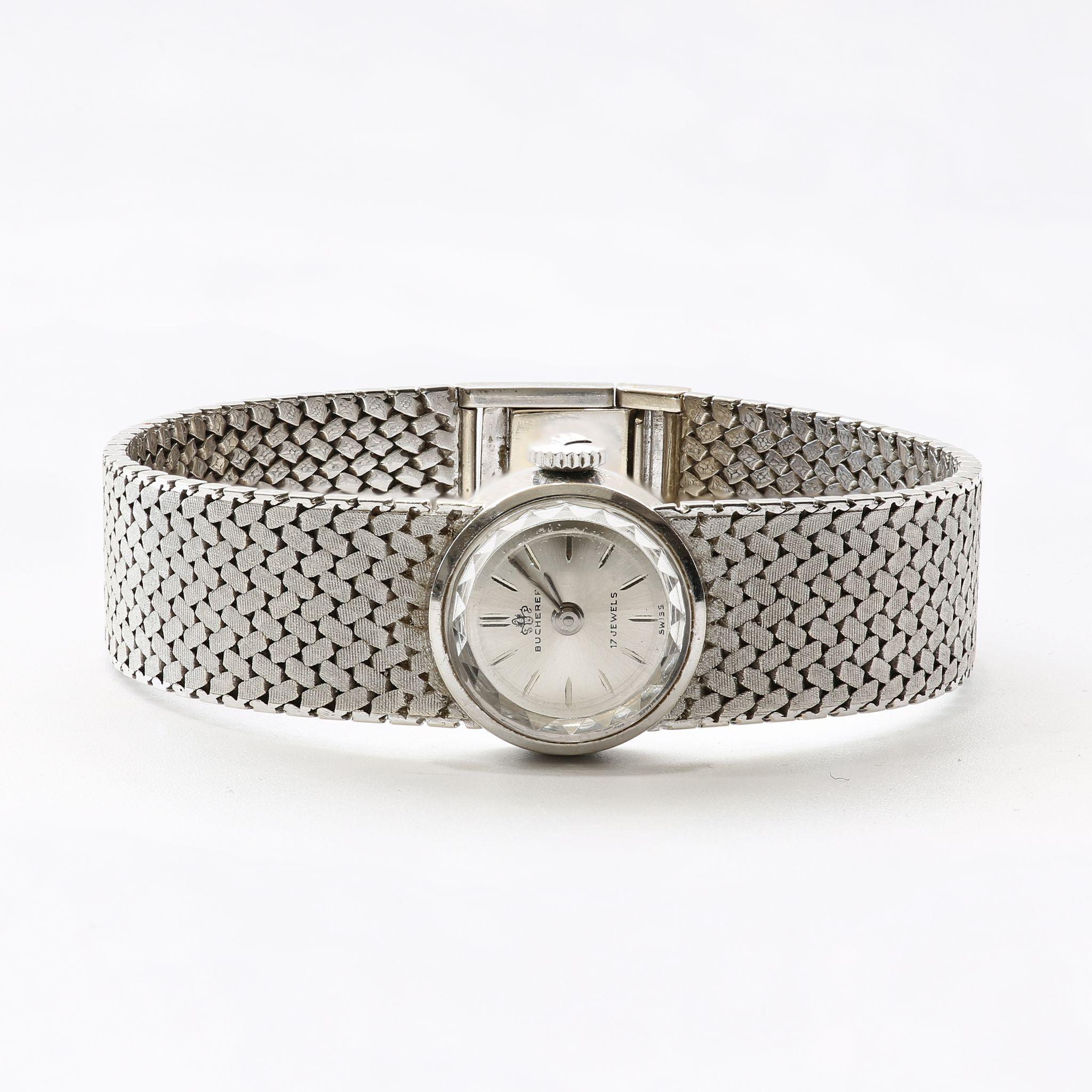Lady's Vintage 18K Bucherer Watch