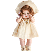 Circa 1930's Dionne Quintuplets Doll Yvonne