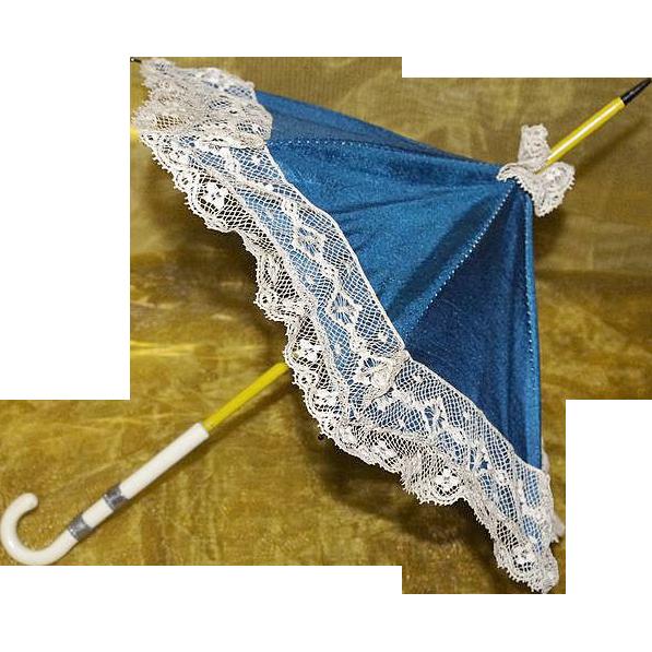 *** Rare HURET fashion Doll parasol ***