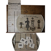 *** Early German Card Game **