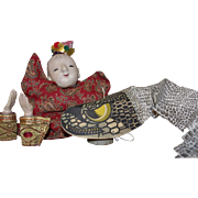 *** Chinese Hand puppet And Snake puppet ***