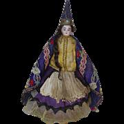 *** FG fortune Telling Doll 1880 ***