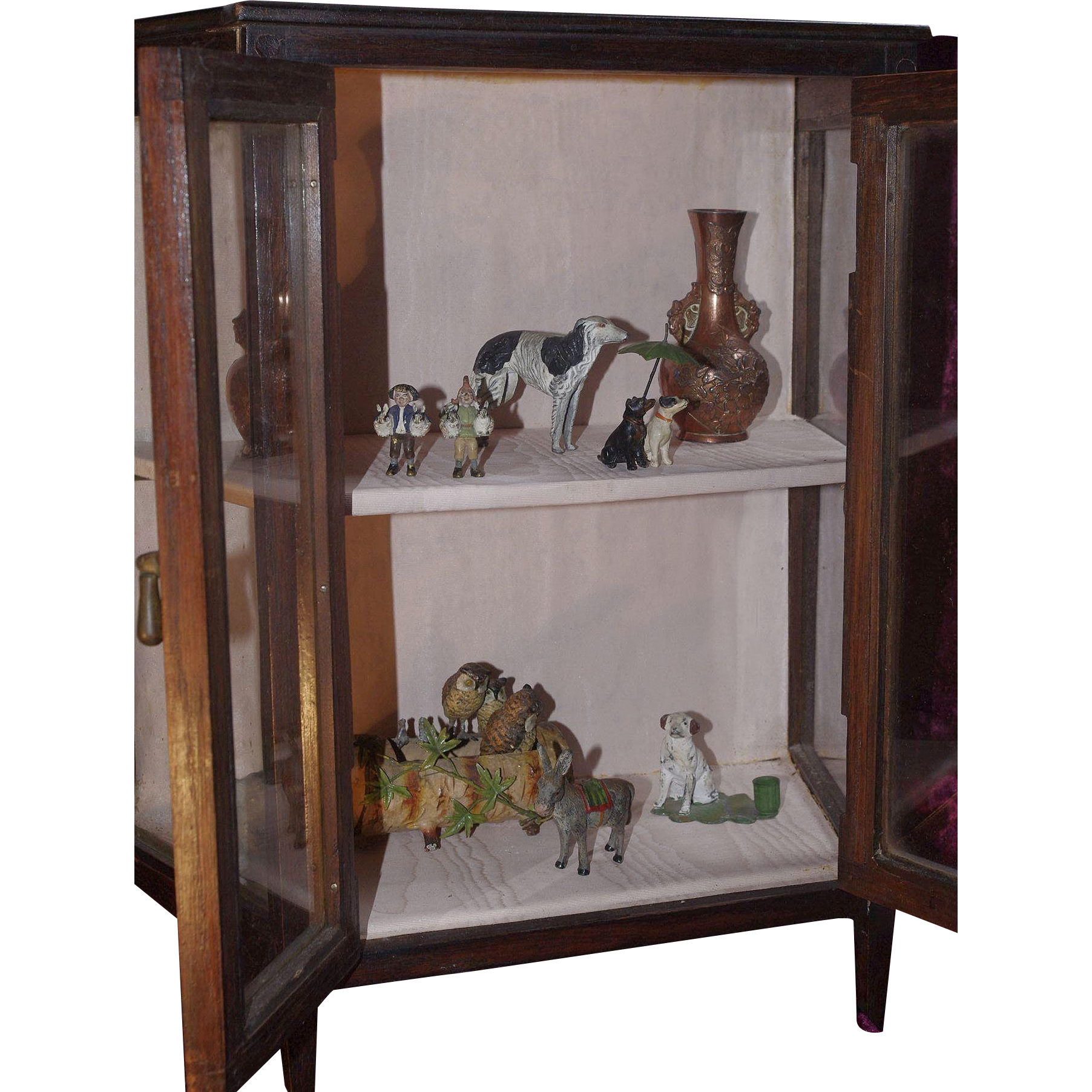 ** Miniature display Cabinet 1900**