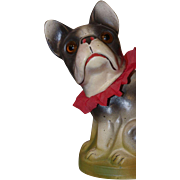 ***Lovely German Bulldog Container **1920