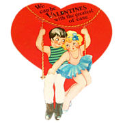 The Fairfield Line: Mechanical Circus Trapeze Valentine
