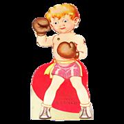 Carrington Co.: Love Like Mine Carries A Punch Mechanical Valentine