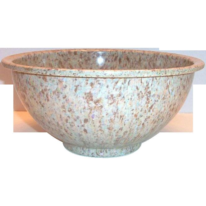 Texas Ware #118 Melamine Confetti Bowl