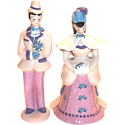 Kay Finch: Hand Painted Porcelain Godey Figurines