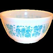 Pyrex 1 1/2 Qt. Butterprint Glass Mixing Bowl