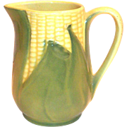 Vintage Shawnee Corn Cream Pitcher