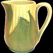 Vintage Shawnee Corn Cream Pitcher
