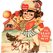 I'll Lead You To It, Be My Love Mechanical Valentine