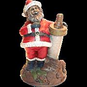 "Tom Clark ""Santa Baby"" Figurine - 1990, #48"