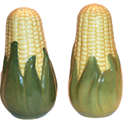 Shawnee Corn Cob Salt & Pepper Shakers