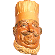 Bosson's Chef Head Plaque