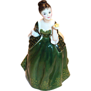 Royal Doulton Fleur Bone China Figurine - 1967