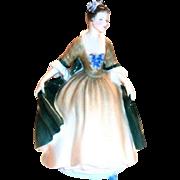 "Royal Doulton ""Elegance"" Bone China Figurine"
