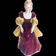 "Royal Doulton ""Loretta"" Bone China Figurine - 1965"