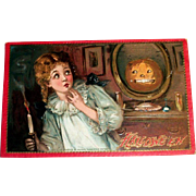 Raphael Tuck: HALLOWEEN Postcard - 1910